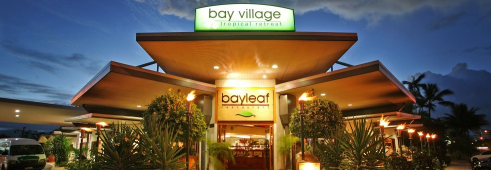 Bay Village Tropical Retreat and Apartments AustraliaQueenslan