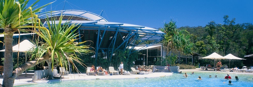 Kingfisher Bay Resort, Fraser Island AustraliaQueenslandFraser
