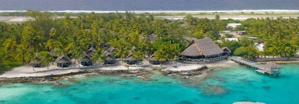 Hotel Maitai Lagoon Rangiroa Dua Travel