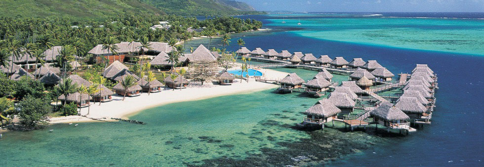 Manava Beach Resort and Spa Moorea Tahit