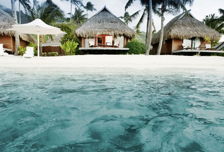 Manava Beach Resort And Spa Moorea Photos
