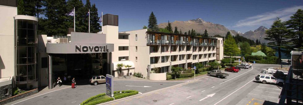 Novotel Queenstown Lakeside New ZealandSouth IslandQueenstown &