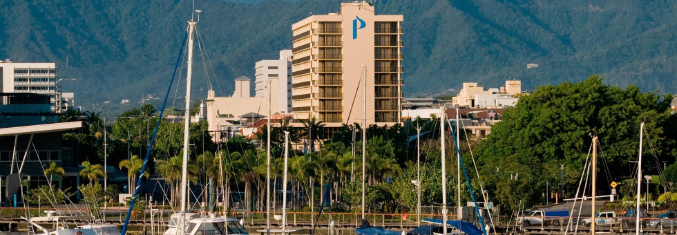 The Pacific Hotel Cairns in Australia