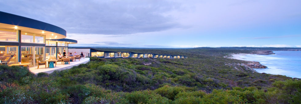 Southern Ocean Lodge in Australia