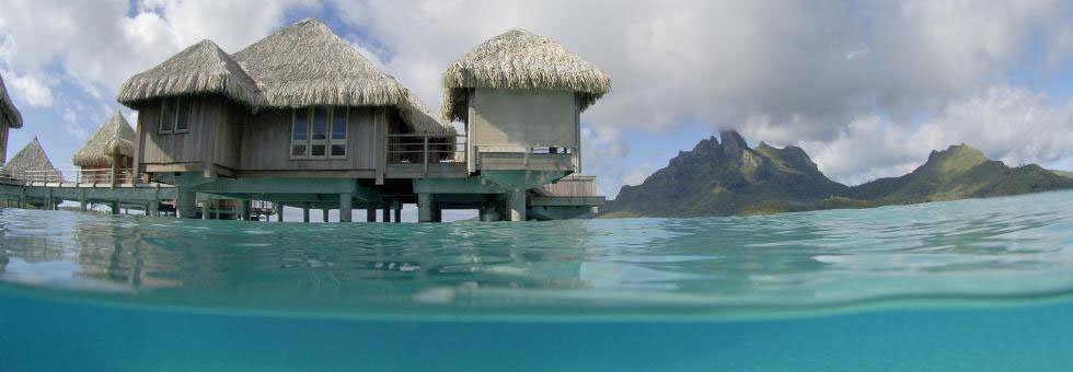 The St Regis Bora Bora Resort Dua Travel