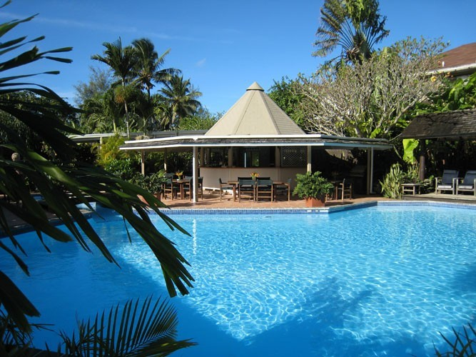 Sunset Resort Rarotonga Dua Travel