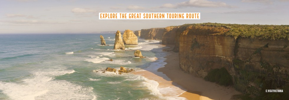 The Great Ocean Road, The Grampians and Goldfields