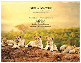 Africa Answers Travel Planner 2018-2020