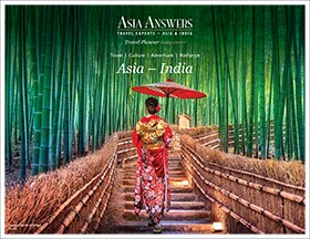 Asia Answers Travel Planner 2019-2020