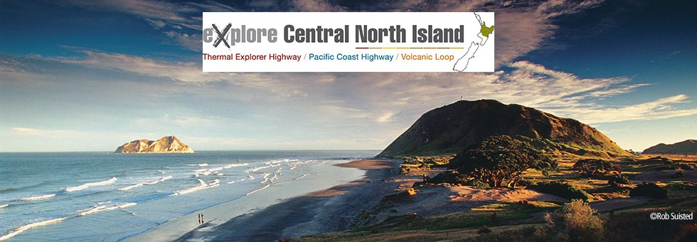 Explore Central North Island, New Zealand