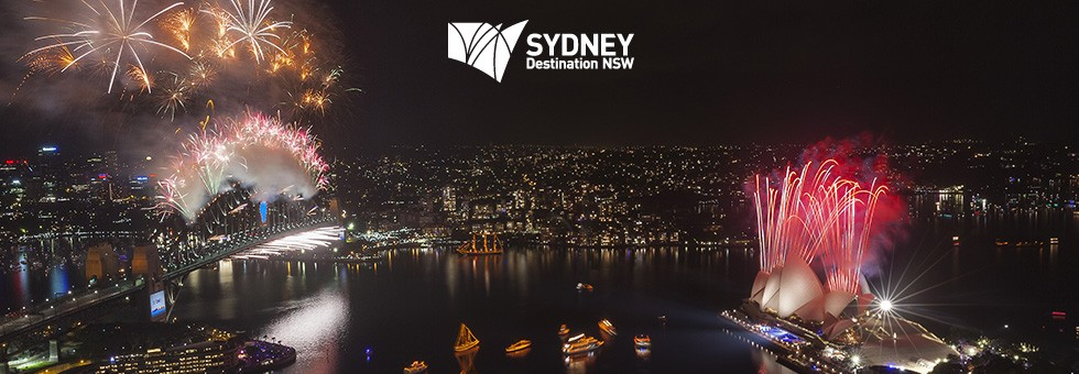 New Year's Eve in Sydney and other events.  Start planning now!