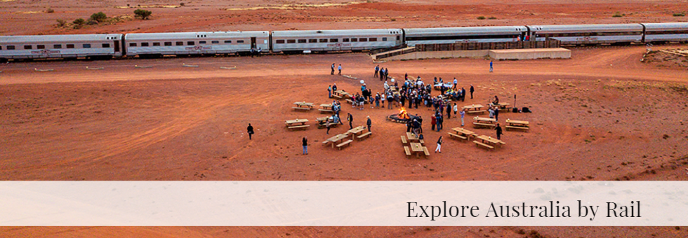 Experience Australia by Rail