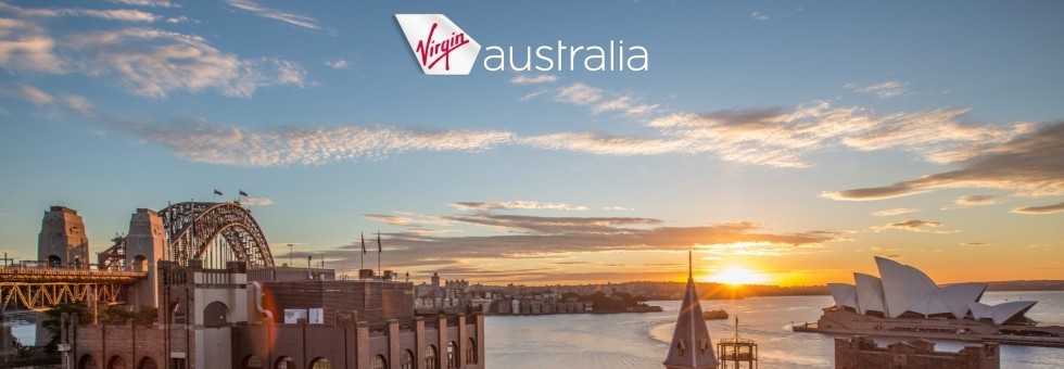 Discover Australia with Virgin Australia
