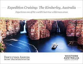 Kimberley Cruise Expedition Booklet