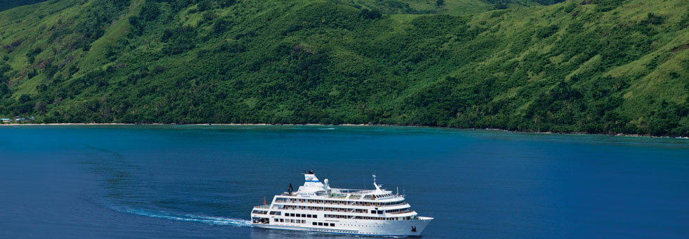 Reef Endeavour, 4 night Northern Yasawa Islands Cruise
