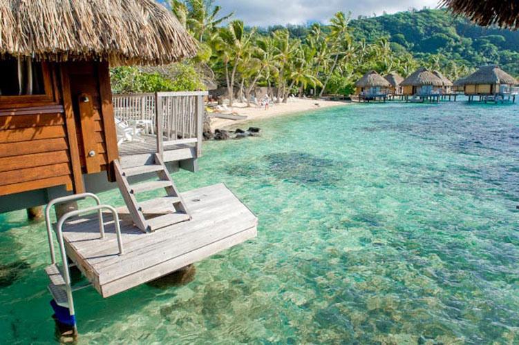 Bora Overwater Getaway