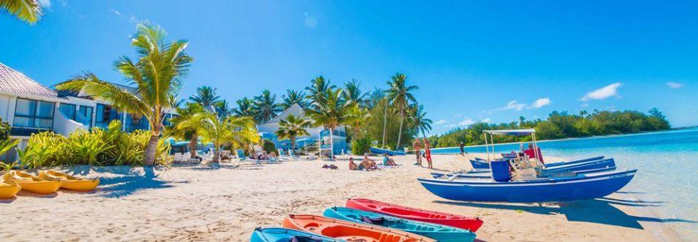 Muri Beach Club Getaway