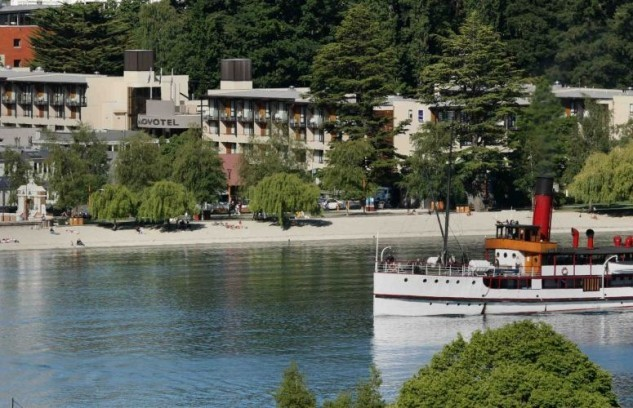 Novotel Queenstown - location, location, location.