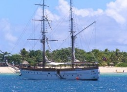 Tivua Island Day Cruise