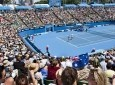 Australian Open Ladies & Mens Quarter Finals